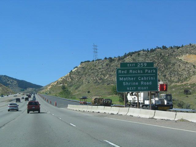mother cabrini shrine in colorado   ... Colorado 26 south to Jefferson County Route 93, next right. Photo