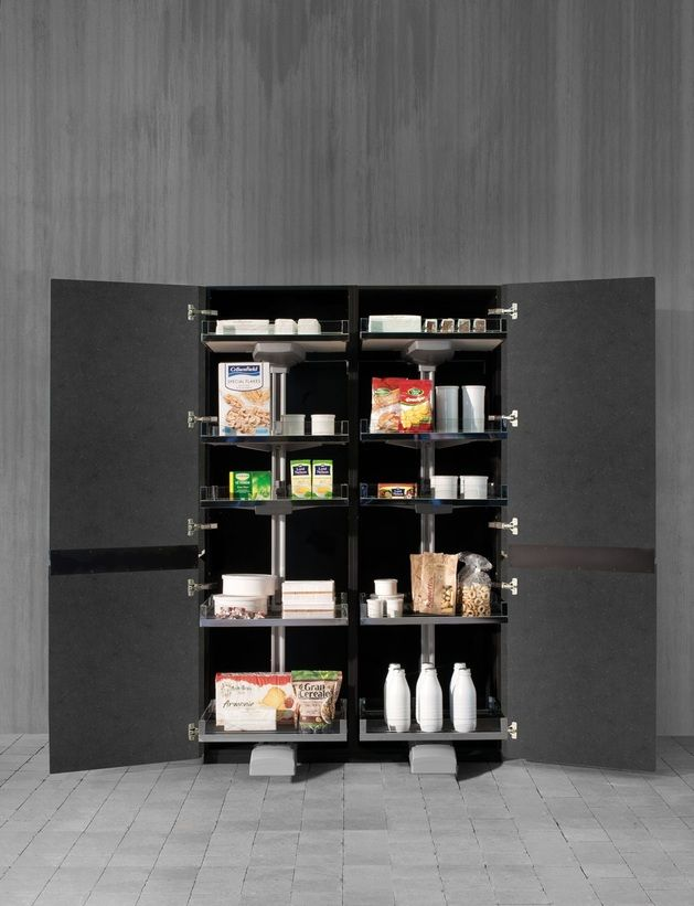 Natural Skin Kitchen By Minacciolo: Industrial And Sleek