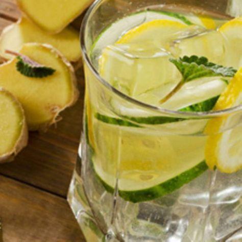 Schlankwasser-Diät: 3 Kilo in 3 Tagen - mit diesem Trick soll's klappen! | BRIGITTE.de
