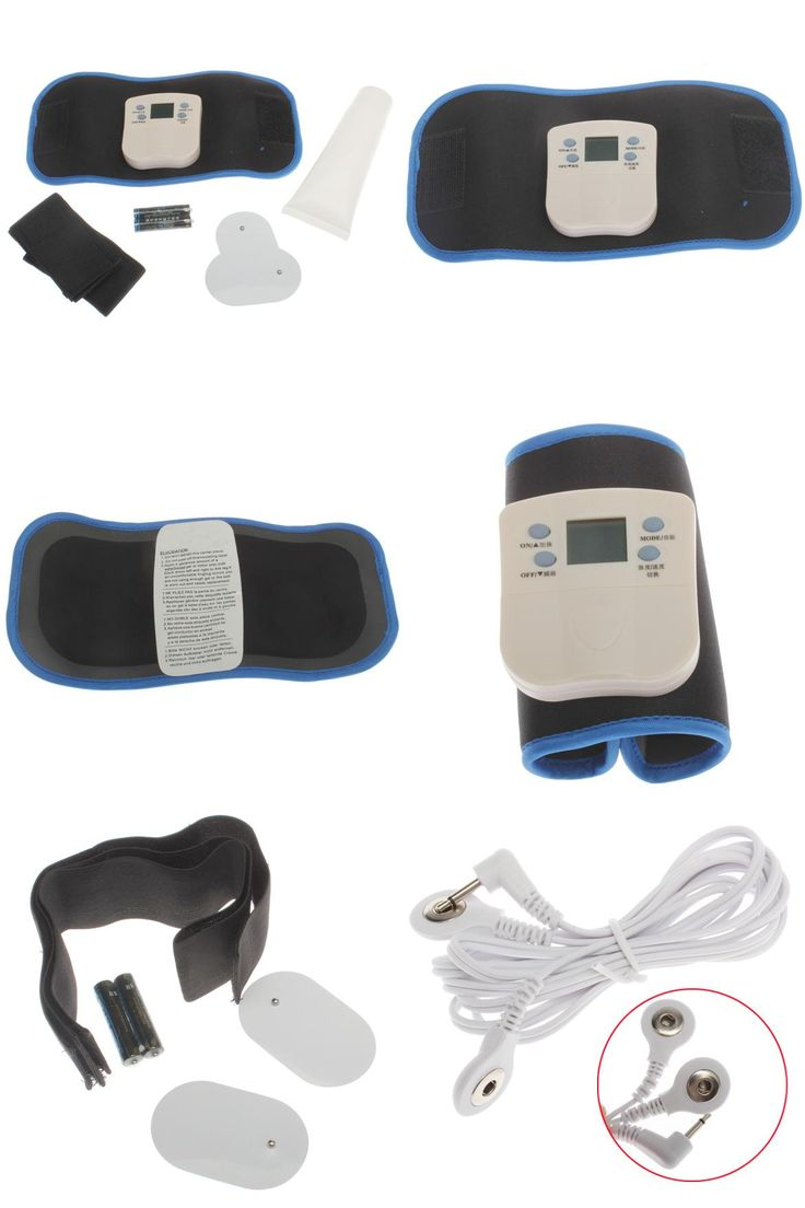 [Visit to Buy] Pulse Slimming Belt Electronic Gymnastic Body Building Device #Advertisement