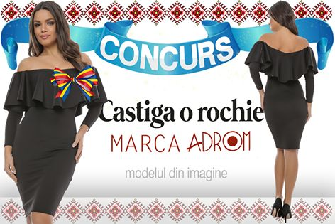 CONCURS: https://www.facebook.com/adromcollection/photos/a.1436292589997546.1073741828.1436273813332757/1667129850247151/?type=3&theater