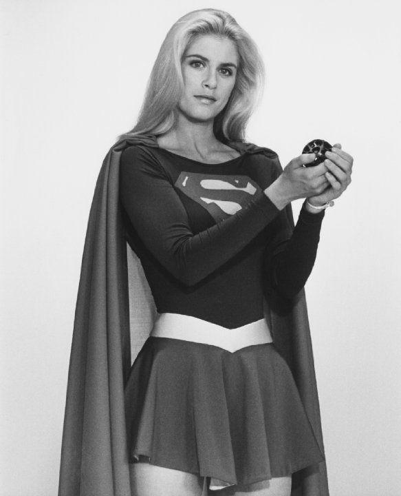 Helen Slater in Supergirl (1984)