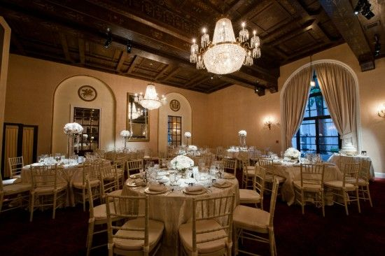 Classic DC wedding reception -- St. Regis Washington, DC #wedding #weddinginvitations