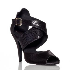 """Check out these hot Salsa shoes by Burju: """"Jorjet"""" (inspired by famous dancer, Jorjet Alcocer, I'm sure!)"""