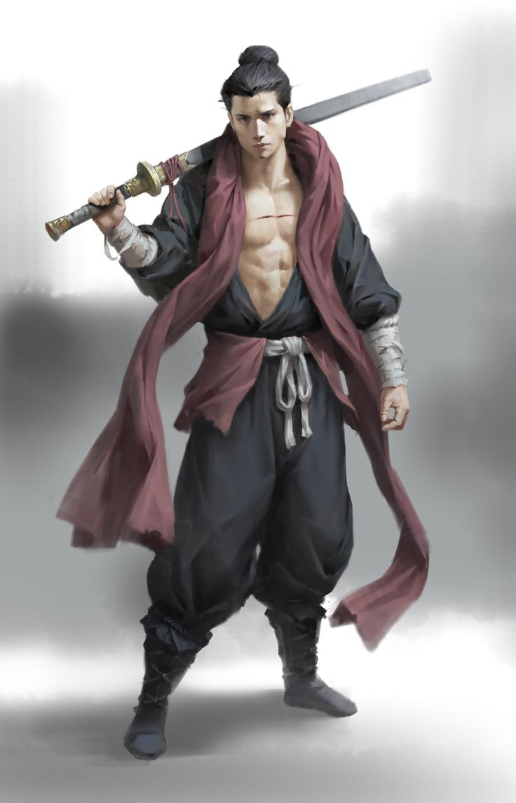 Shirtless Fantasy Men Pathfinder D Pathfinder Dnd -5405