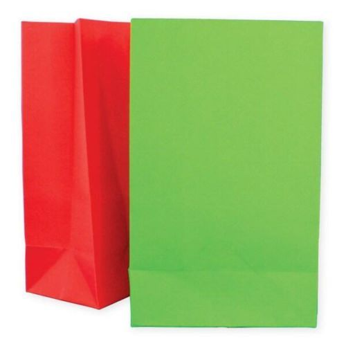 Christmas Paper Bags - Set of 5 - - - FREE DELIVERY ACROSS AUSTRALIA