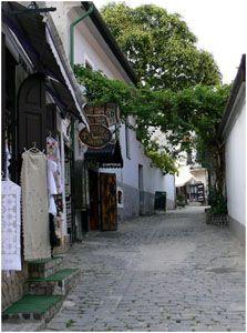 Szentendre, Hungary Daar moet je zeker heen...
