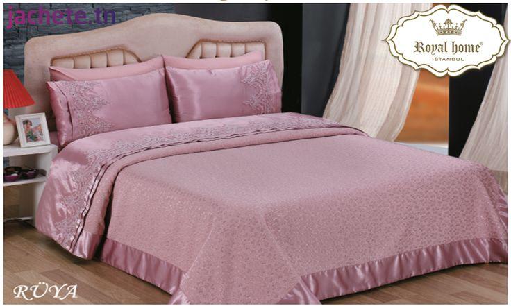 1000 ideas about couvre lit satin on pinterest couvre. Black Bedroom Furniture Sets. Home Design Ideas