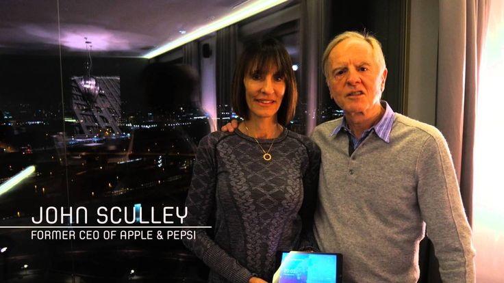 Ex Apple CEO John Sculley on how a tech startup could change hospitality
