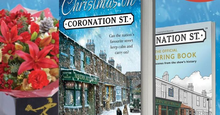 WIN The Perfect Corrie Christmas Bundle