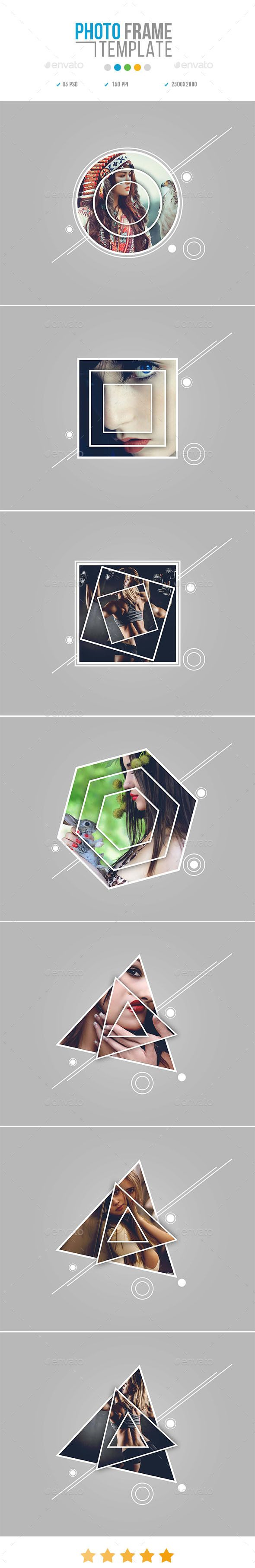 #Photo Frame Templates - Photo #Templates Graphics