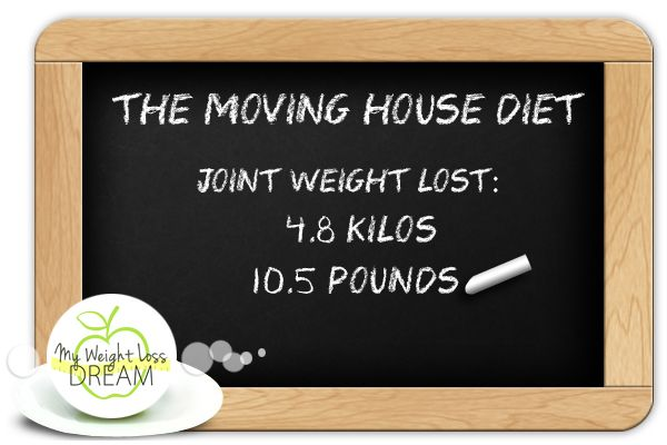 The Moving House Diet