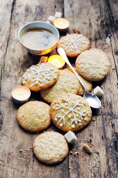 Biscuits secs au goût de Noël…