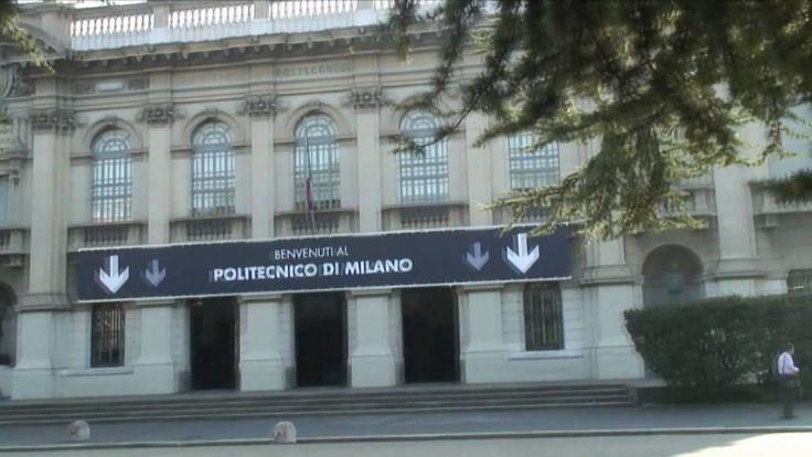 Politécnico de Milán, Italia. Video de presentación.