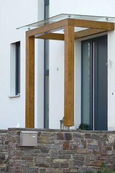 Vordächer | Holzhandel Hildburghausen (Diy Muebles Terraza)