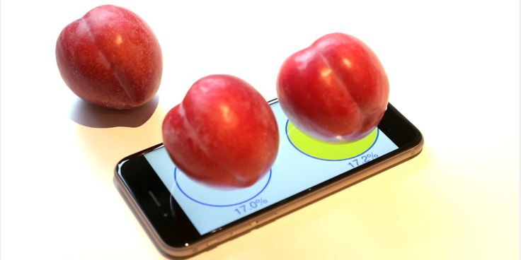 The Video shows us how to weight objects like Apples using 3D Touch feature of iPhone 6S. The app which helps to do so, requires Jailbreak.
