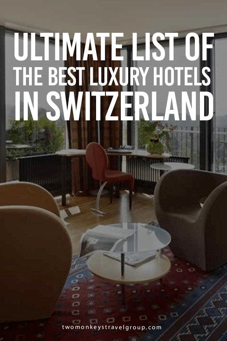 Ultimate List of The Best Luxury Hotels in Switzerland Resting in the middle of the Alps, Switzerland can undoubtedly give you perfect scenery of hiking and skiing paradise in all angles. Lakes and Rivers; and Chocolates and Cheese swell to the most known portrayals for Switzerland. The approximately eight million residents are unified in building a sustainable environment, attaining 30 percent of the country's area, have an increasing number of forests and woodlands. #SkiinginParadise