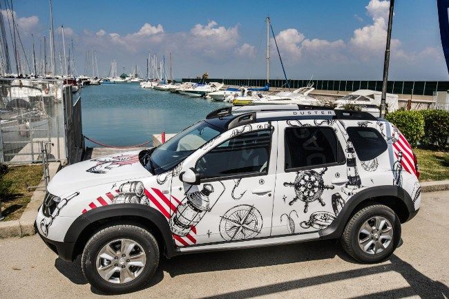 DACIA DUSTER STRONGMAN EXTRA LIMITED EDITION : PAS CHER MAIS COSTAUD