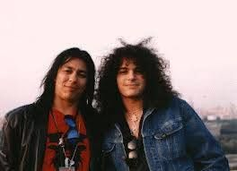 Randy Castillo and Fred Coury