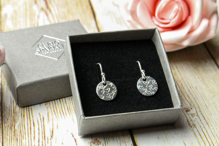 A personal favourite from my Etsy shop https://www.etsy.com/uk/listing/516854506/sterling-silver-dangle-drop-earrings