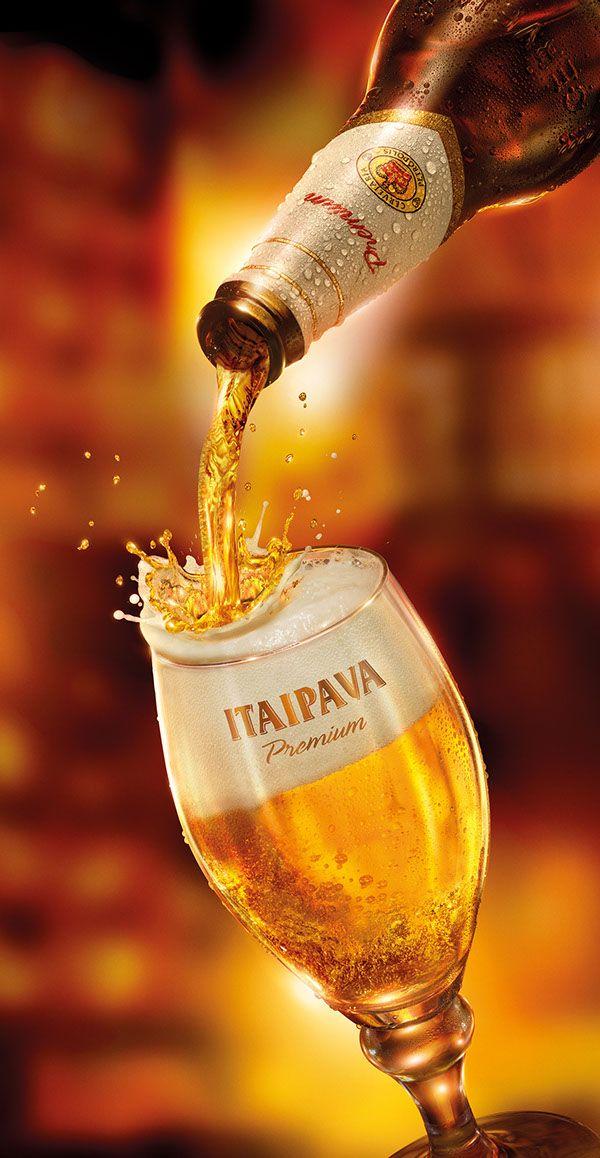 Itaipava Premium on Behance