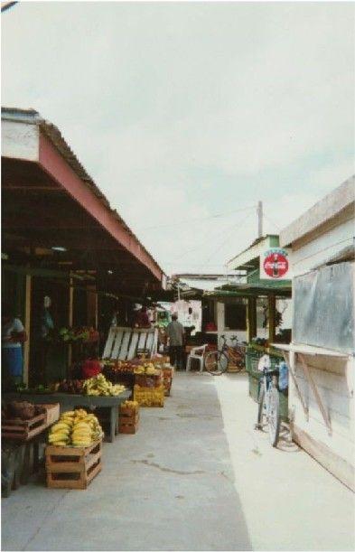 belize corozal | Belize - Corozal Town Market