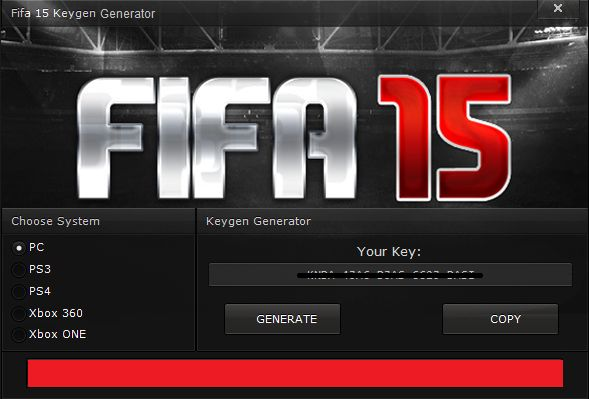 DOWNLOAD Link: http://crazyhotgameparad1se.blogspot.com/2016/01/fifa-15-keygen.html FIFA 15 Keygen is here and it is FREE and 100% working and legit. With FIFA 15 Keygen you can Get a cd-key which you can activate FIFA 15 on Origin! YES! Get UNLIMITED, LEGITIMATE AND TRUSTED KEYS for FREE for yours PLATFORM, again, again and AGAIN! Extra Tags: fifa 15 keygen, fifa 15 keygen no survey, fifa 15 keygen download, fifa 15 keygen free download, fifa 15 keygen generator, fifa 15 keygen download…