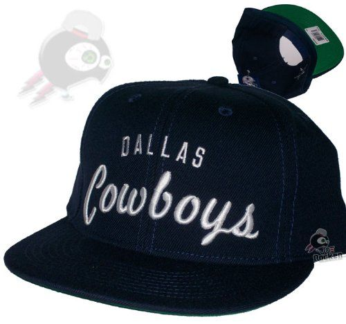 a9c44da39 ... coupon for vintage dallas cowboys retro dk. blue script snapback hat  cap dallas cowboys 33