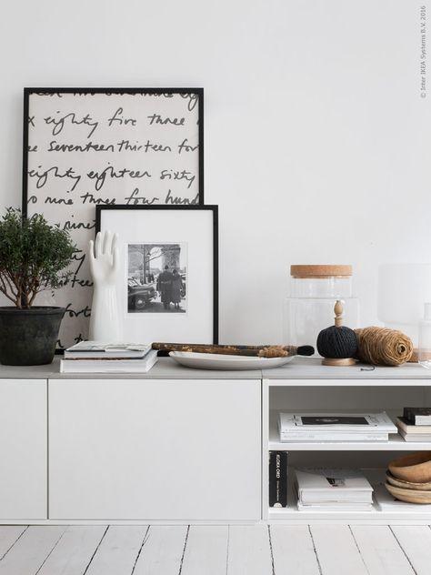 Die besten 25+ Tv bank Ideen auf Pinterest schwebendes TV-Gerät - moderner wohnzimmerschrank mit glastüren und led beleuchtung