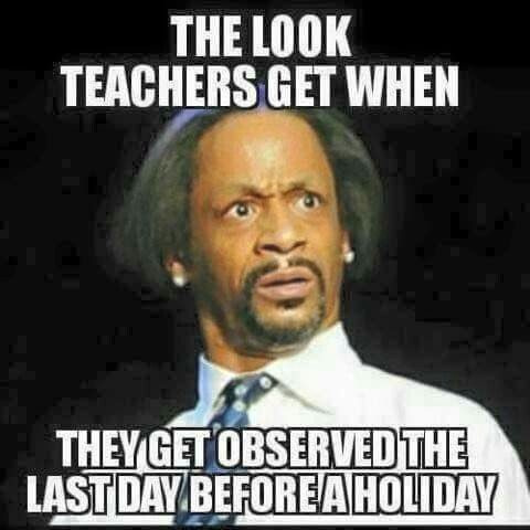 I'm scared to face my teacher again?