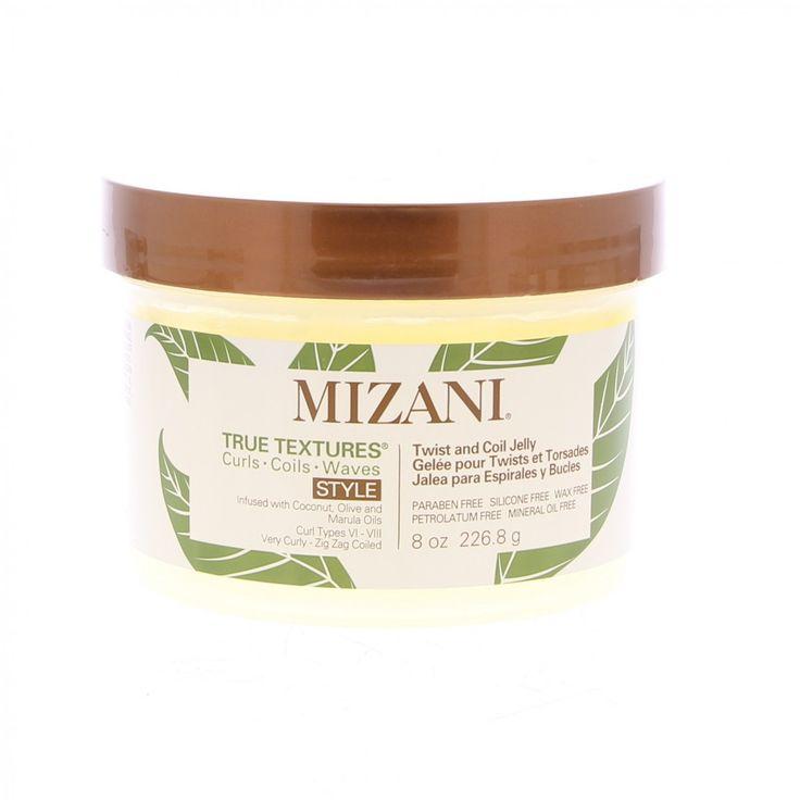 Mizani True Textures Styling Twist and Coil Jelly Gel Krullend/Kroeshaar 226gr