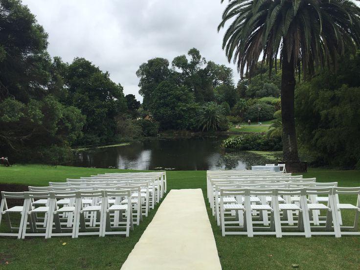 Royal Botanic Gardens, Princes Lawn