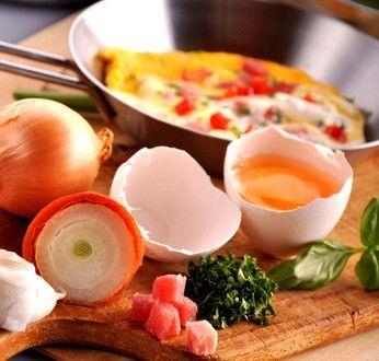 Low-Carb-Rezepte für das Frühstück