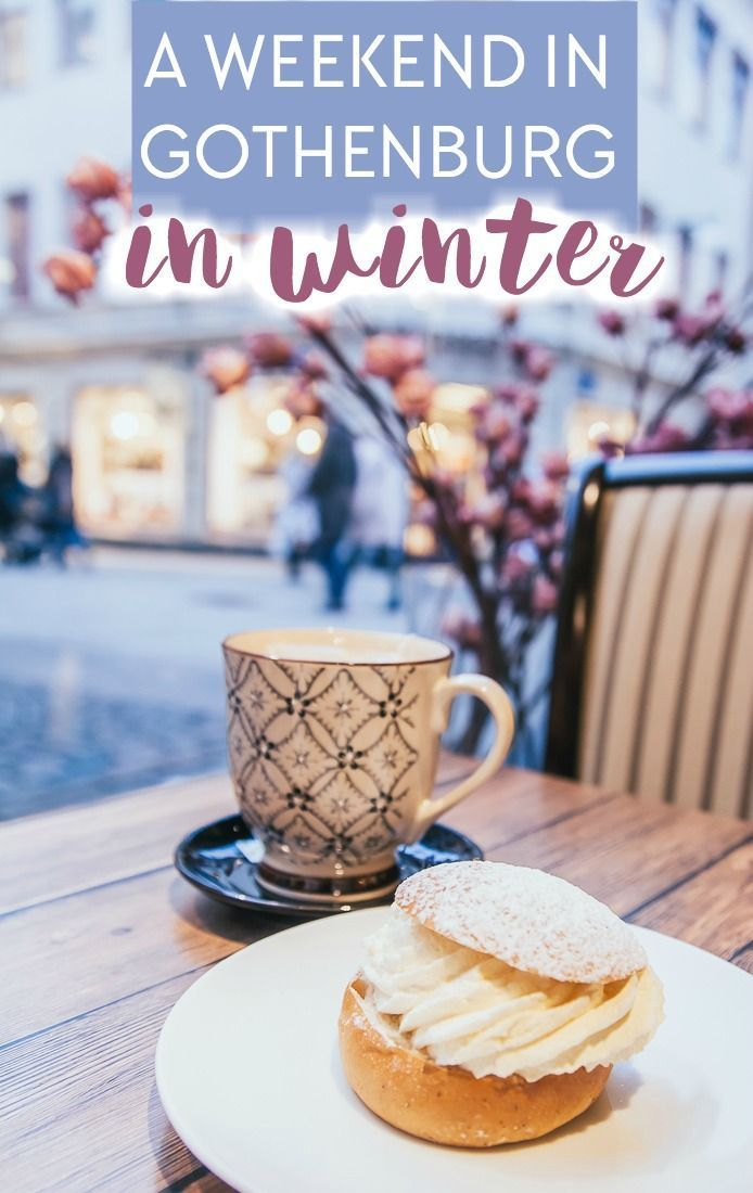 Very Swedish Things to Do in Gothenburg in Winter