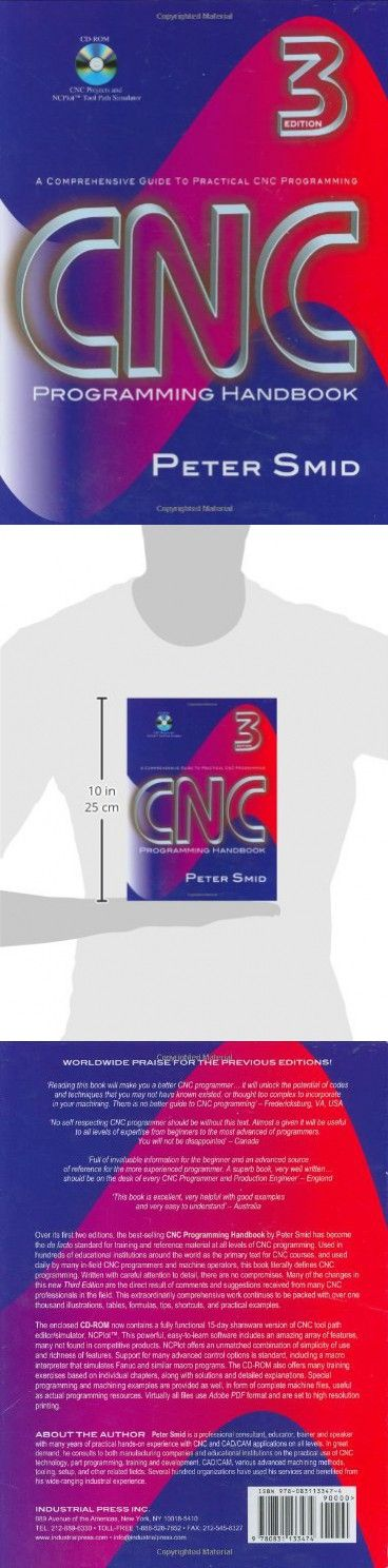 CNC Programming Handbook, Third Edition