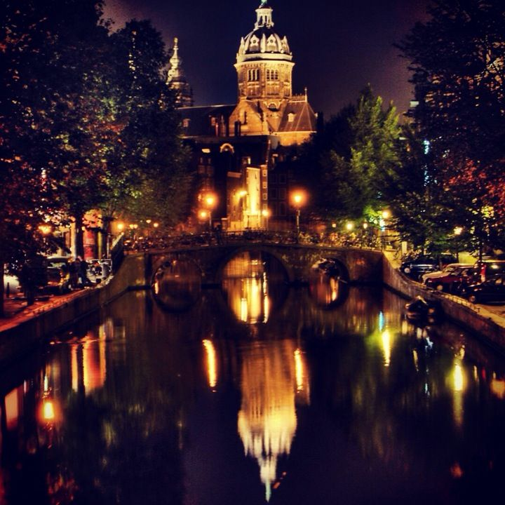 Amsterdam was a wonderful place to visit. I had a blast n enjoyed the food n culture that they have.