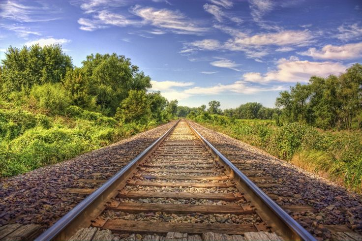 Old Railroad, Burnsville, Minnesota jigsaw puzzle