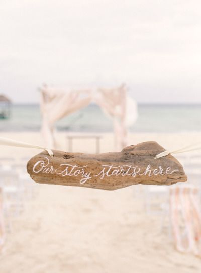 Intimate Playa del Carmen destination wedding: http://www.stylemepretty.com/2014/08/12/intimate-playa-del-carmen-destination-wedding/ | Photography: http://www.brandonkidd.net/