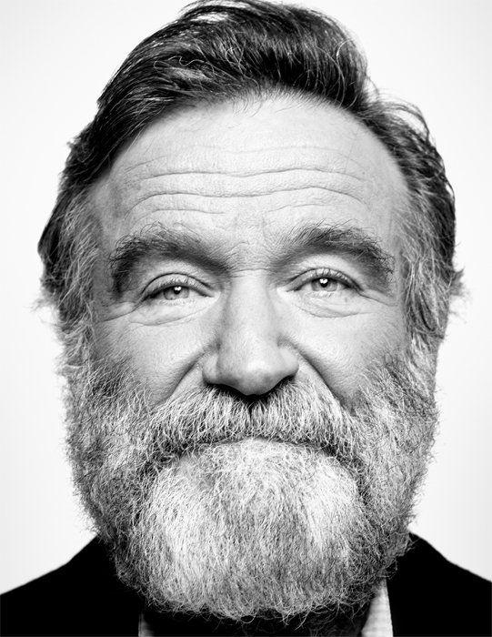 Robin Williams | Les portraits de Peter Hapak