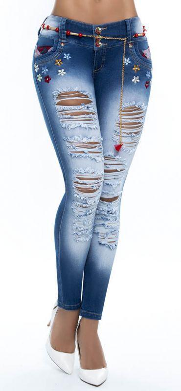 Jeans levanta cola WOW 86275