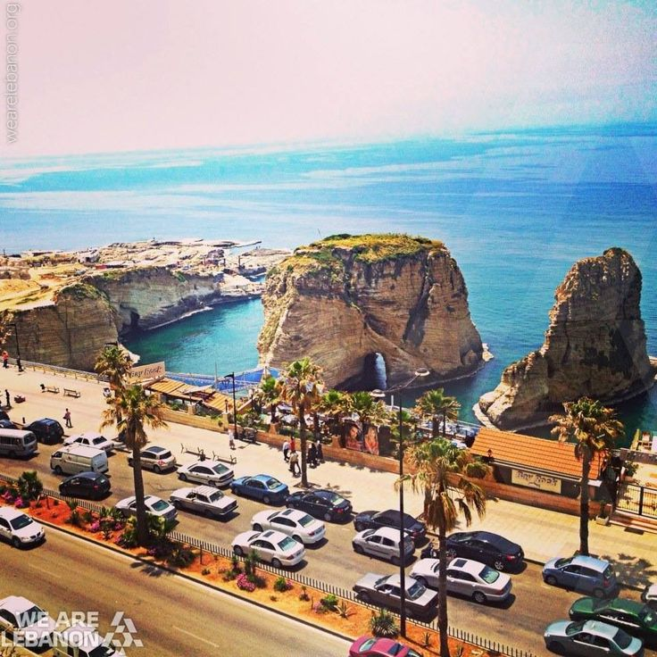 Beirut, Lebanon The homeland. Love this beautiful city/country