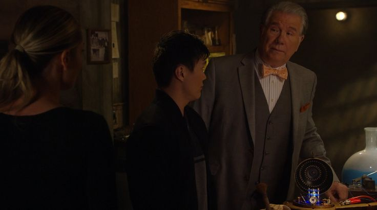 3.06 And the Trial of the Triangle - lib306 0761 - The Librarians Screencaps
