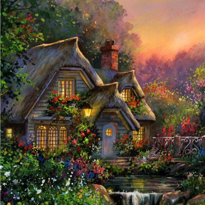 8fa1ef745def93f1b767aed03f38383e--thomas-kinkade-jim-orourke California Rambler House Plans on california colonial house plans, california contemporary house plans, california ranch house plans,