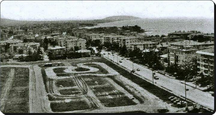 Suadiye Bağdat Caddesi 1970s