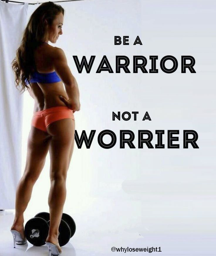Be a warrior not a worrier. 💪 👌 Share it with your friends and family if you agree!  😃 Follow us for more!  #weightloss #weightlosstransformation #strength #health  #lifestyle #diet #getfit #cleaneating #eatclean #exercise #fitness #fit #fitnessmodel #fitnessaddict #fitspo #workout #bodybuilding #cardio #gym #train #training #photooftheday #health #healthy #instahealth #healthychoices #active #strong #motivation #instagood #determination