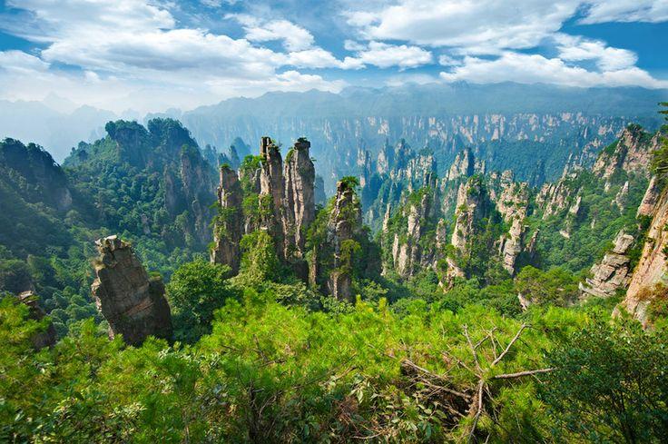 映画「アバター」のモデルとなったのは、中国の武陵源という世界遺産だった! | RETRIP