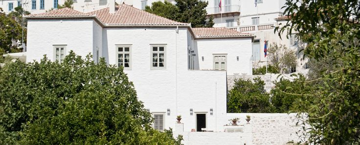 COTOMMATAE 1810, Boutique hotel in Hydra, Greece