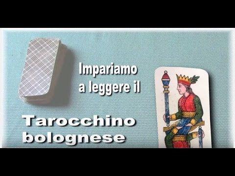 Leggere il Tarocchino Bolognese | Federico Berti