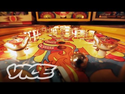 VICE: Pinball: From Illegal Gambling Game to American Obsession