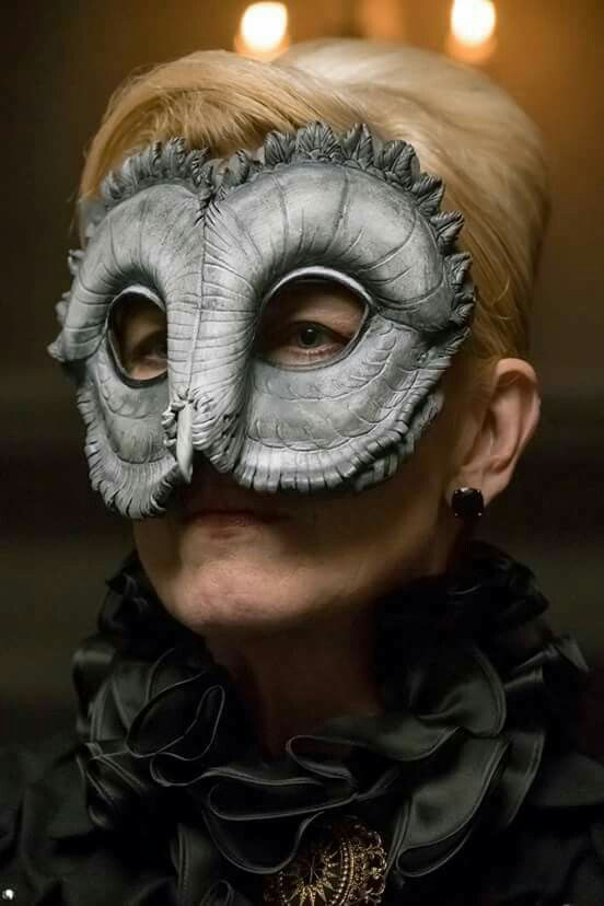 Lady of the Court of Owls